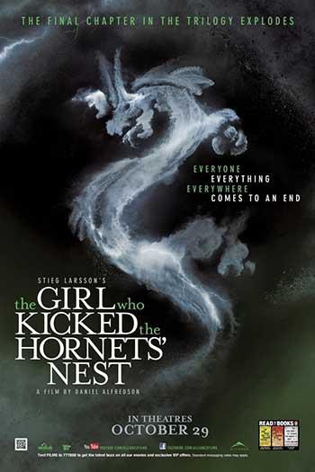 دانلود زیرنویس فیلم The Girl Who Kicked the Hornet's Nest 2009