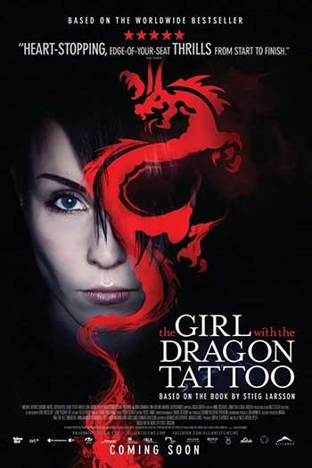 دانلود زیرنویس فیلم The Girl with the Dragon Tattoo 2009