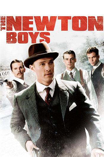 دانلود زیرنویس فیلم The Newton Boys 1998