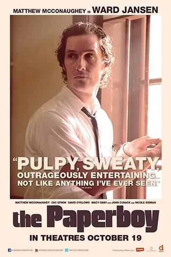 دانلود زیرنویس فیلم The Paperboy 2012