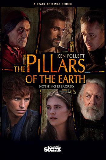 دانلود زیرنویس سریال The Pillars of the Earth
