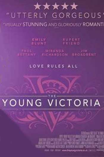 دانلود زیرنویس فیلم The Young Victoria 2009