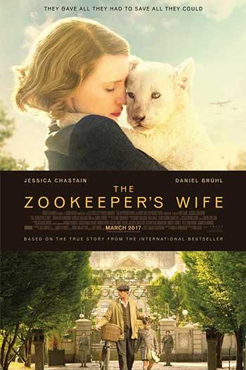 دانلود زیرنویس فیلم The Zookeeper's Wife 2017