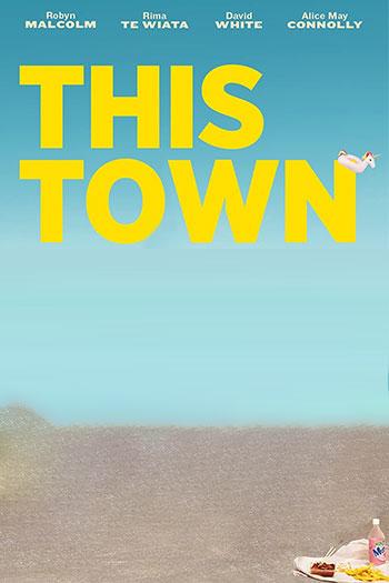 دانلود زیرنویس فیلم This Town 2020