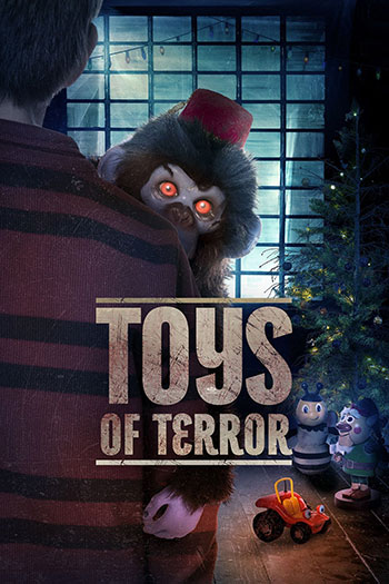 دانلود زیرنویس فیلم Toys of Terror 2020