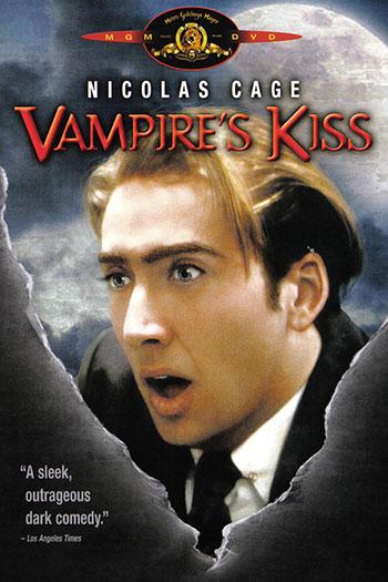 دانلود زیرنویس فیلم Vampire's Kiss 1988