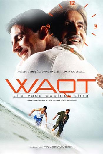 دانلود زیرنویس فیلم Waqt: The Race Against Time 2005