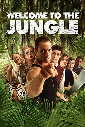 دانلود زیرنویس فیلم Welcome to the Jungle 2013
