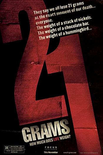 دانلود زیرنویس فیلم 21 Grams 2003