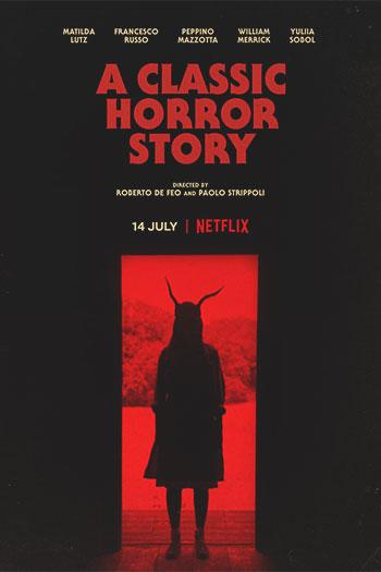 دانلود زیرنویس فیلم A Classic Horror Story 2021