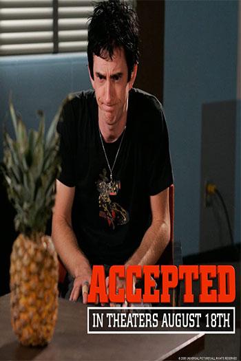 دانلود زیرنویس فیلم Accepted 2006