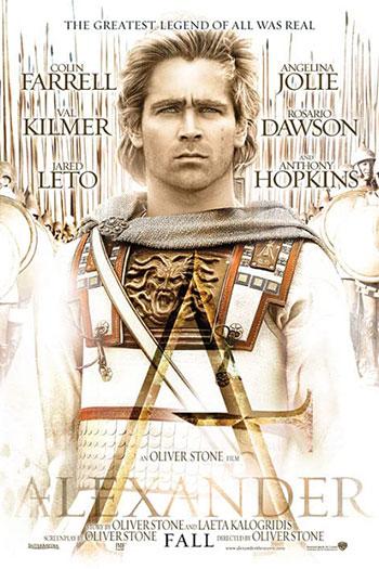 دانلود زیرنویس فیلم Alexander 2004