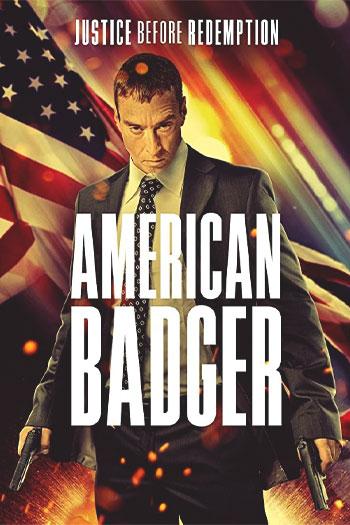 دانلود زیرنویس فیلم American Badger 2021