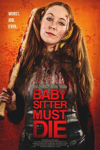 دانلود زیرنویس فیلم Babysitter Must Die 2020