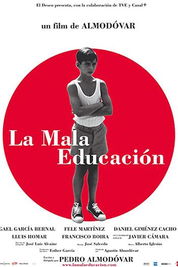 دانلود زیرنویس فیلم Bad Education 2004