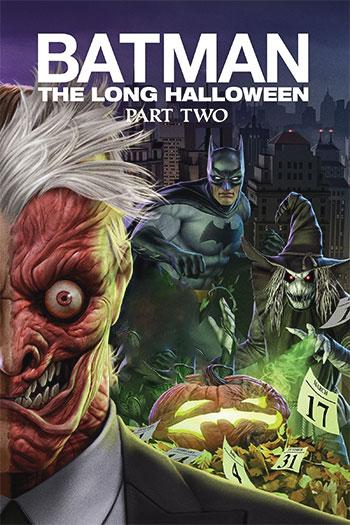 دانلود زیرنویس انیمیشن Batman: The Long Halloween, Part Two 2021