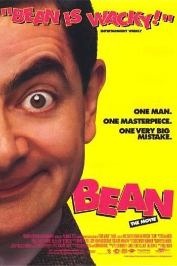 دانلود زیرنویس فیلم Bean 1997
