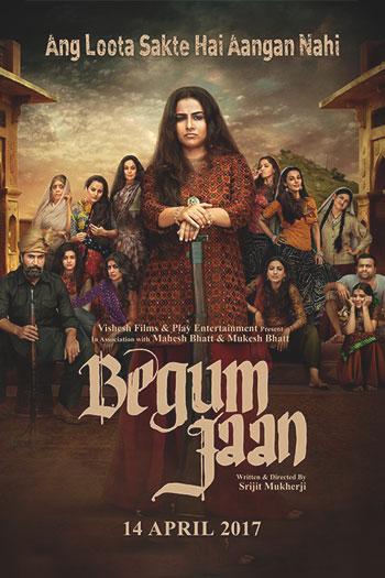 دانلود زیرنویس فیلم Begum Jaan 2017