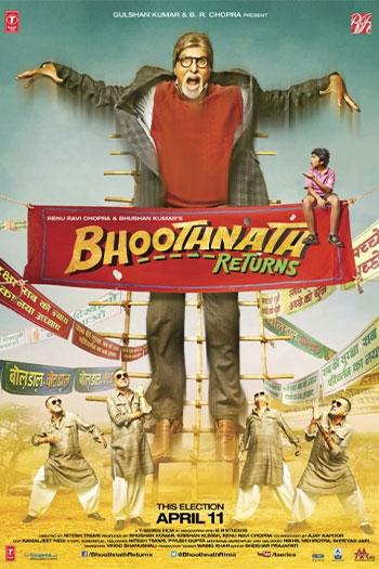دانلود زیرنویس فیلم Bhoothnath Returns 2014