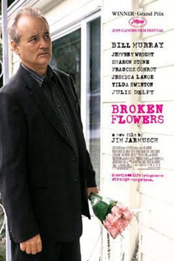 دانلود زیرنویس فیلم Broken Flowers 2005
