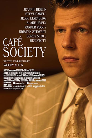 دانلود زیرنویس فیلم Café Society 2016