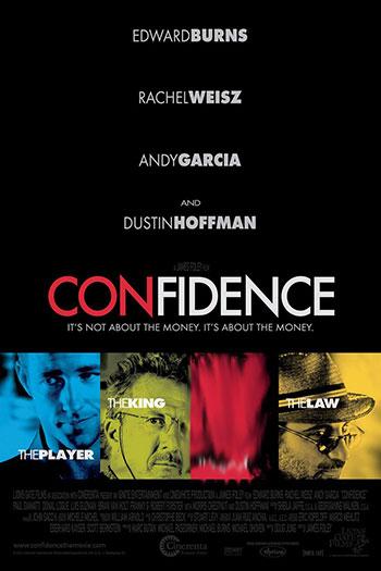 دانلود زیرنویس فیلم Confidence 2003