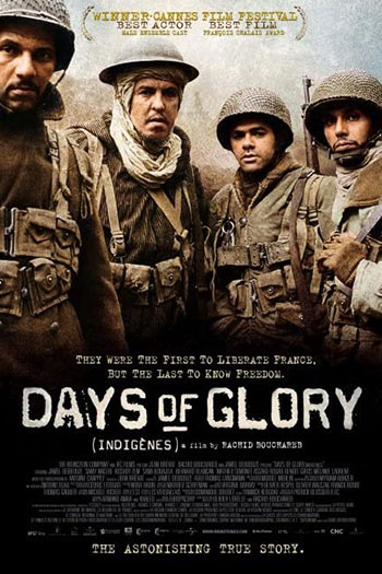 دانلود زیرنویس فیلم Days of Glory 2006