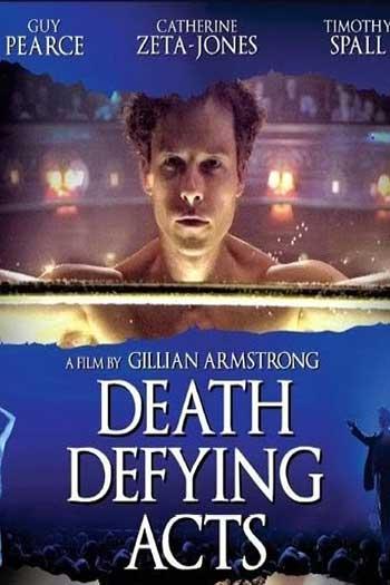 دانلود زیرنویس فیلم Death Defying Acts 2007