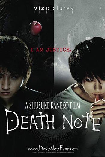 دانلود زیرنویس فیلم Death Note 2006