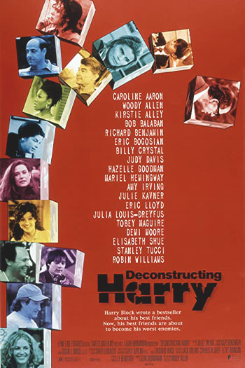 دانلود زیرنویس فیلم Deconstructing Harry 1997