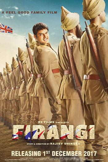 دانلود زیرنویس فیلم Firangi 2017