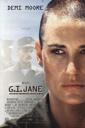 دانلود زیرنویس فیلم G.I. Jane 1997