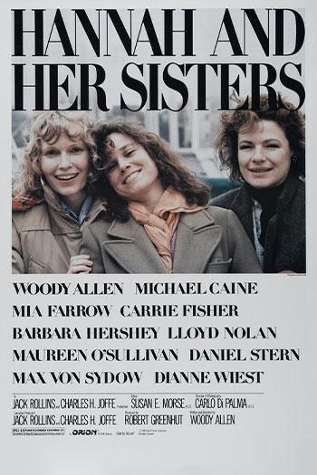 دانلود زیرنویس فیلم Hannah and Her Sisters 1986