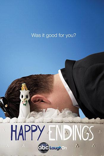 دانلود زیرنویس سریال Happy Endings