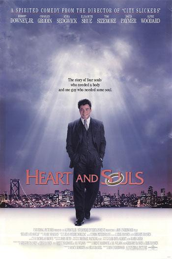 دانلود زیرنویس فیلم Heart and Souls 1993