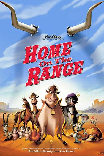 دانلود زیرنویس انیمیشن Home on the Range 2004
