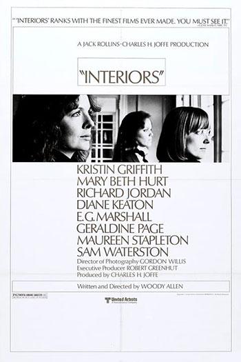دانلود زیرنویس فیلم Interiors 1978