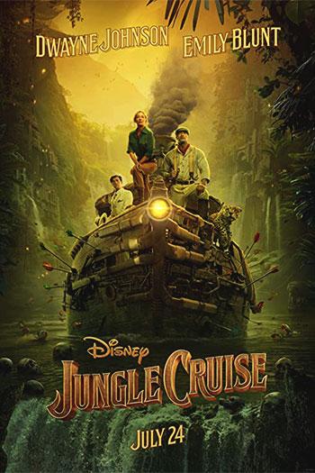 دانلود زیرنویس فیلم Jungle Cruise 2021