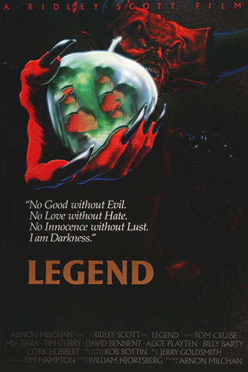 دانلود زیرنویس فیلم Legend 1985