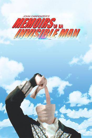 دانلود زیرنویس فیلم Memoirs of an Invisible Man 1992