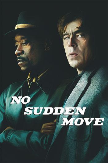 دانلود زیرنویس فیلم No Sudden Move 2021