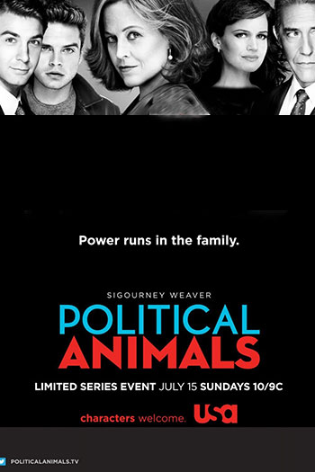 دانلود زیرنویس سریال Political Animals