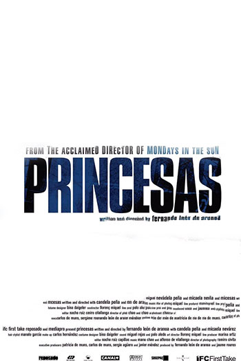 دانلود زیرنویس فیلم Princesas 2005