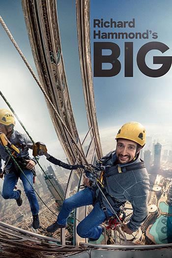 دانلود زیرنویس مستند سریالی Richard Hammond's Big