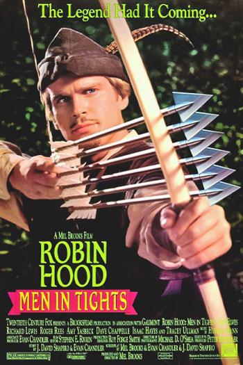 دانلود زیرنویس فیلم Robin Hood: Men in Tights 1993