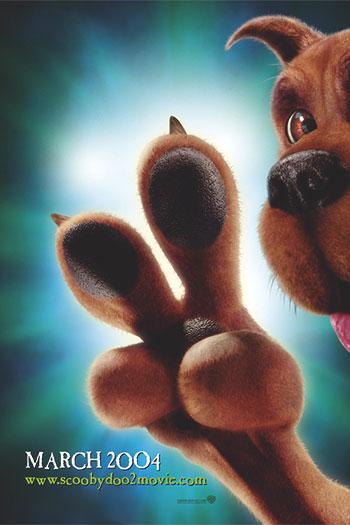 دانلود زیرنویس فیلم Scooby-Doo 2: Monsters Unleashed 2004