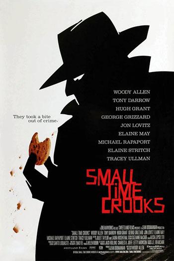 دانلود زیرنویس فیلم Small Time Crooks 2000