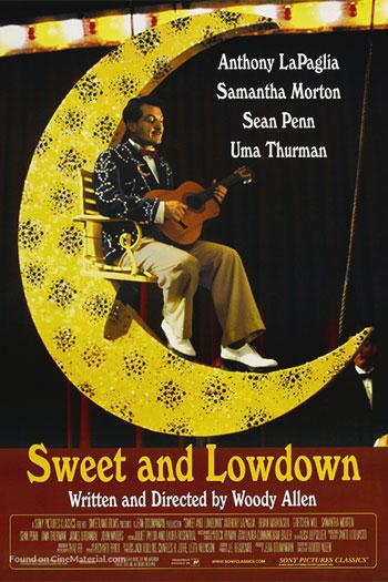 دانلود زیرنویس فیلم Sweet and Lowdown 1999