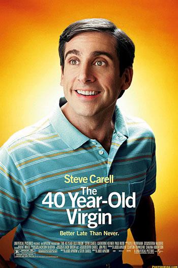 دانلود زیرنویس فیلم The 40-Year-Old Virgin 2005