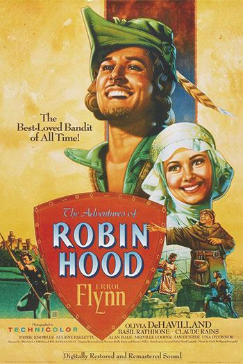 دانلود زیرنویس فیلم The Adventures of Robin Hood 1938
